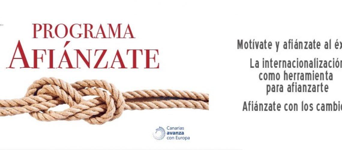 Afianzate 2019 Banner