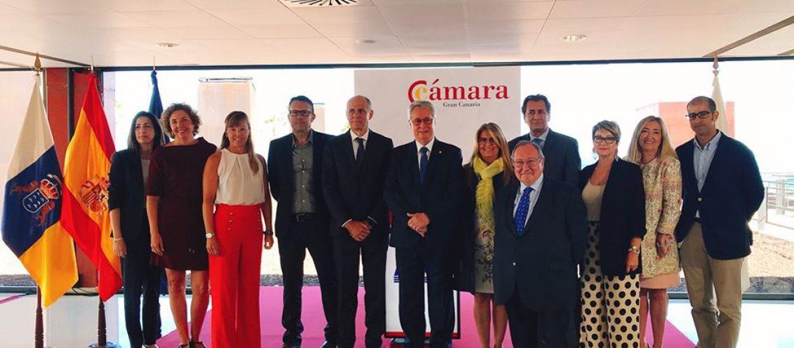 foto grupo cámara presidente camara españa
