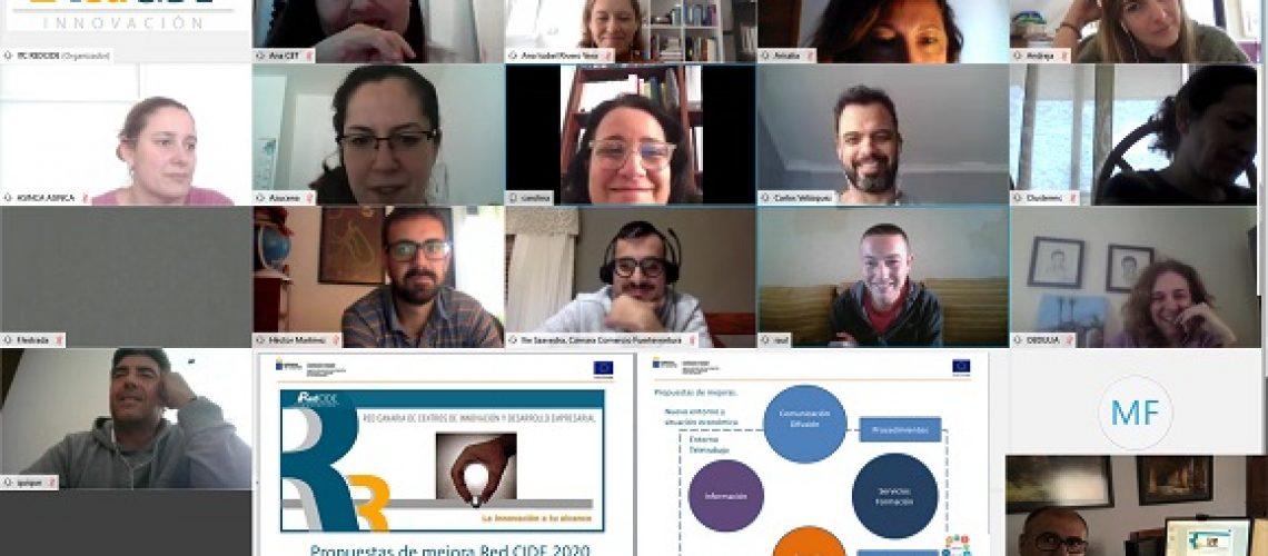 redcidevideoconferencia web